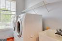 Laundry Room - 9413 PRIMROSE LN, MANASSAS PARK
