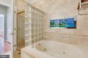 Master Bath - 9413 PRIMROSE LN, MANASSAS PARK