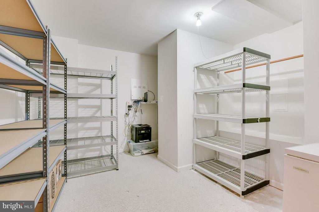 Storage Room - 9413 PRIMROSE LN, MANASSAS PARK