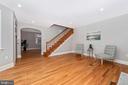 Living Room - 110 S JEFFERSON ST, MIDDLETOWN