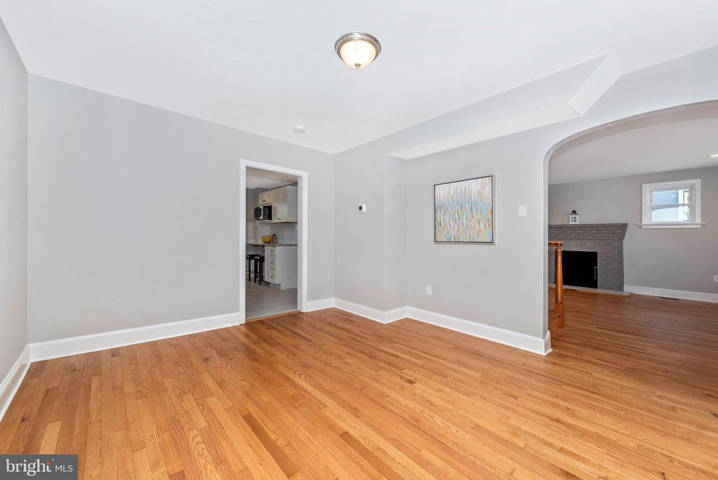Dining Room - 110 S JEFFERSON ST, MIDDLETOWN