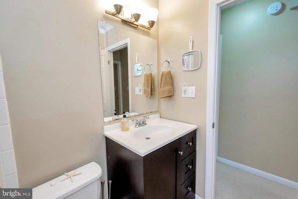 Bathroom - 107 PATTERSON AVE, FREDERICKSBURG