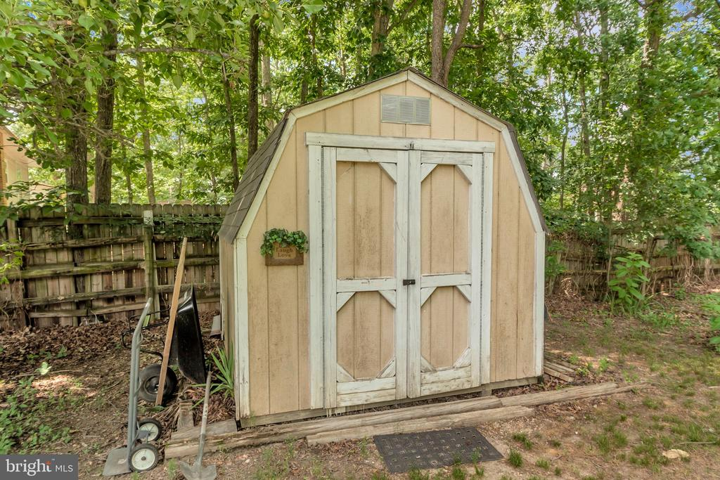 Shed in cluded - 107 PATTERSON AVE, FREDERICKSBURG