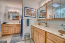 Large Master Bath - 615 LAKEVIEW PKWY, LOCUST GROVE