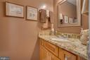 Powder Room - 615 LAKEVIEW PKWY, LOCUST GROVE
