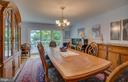 Spacious Dining Formal Dining Room - 615 LAKEVIEW PKWY, LOCUST GROVE