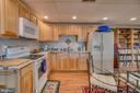 Downstairs Kitchen - 615 LAKEVIEW PKWY, LOCUST GROVE