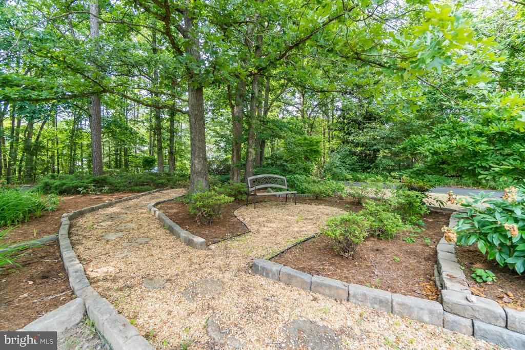 Backyard - 615 LAKEVIEW PKWY, LOCUST GROVE