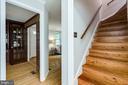 Main level hallway - 1709 S QUINCY ST, ARLINGTON