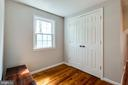 The second  of two  closets in the 3rd bedroom - 1709 S QUINCY ST, ARLINGTON