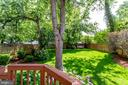 Enjoy the views from the back deck - 1709 S QUINCY ST, ARLINGTON