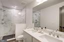 with ensuite full bath - photo of similar penthous - 1005 BRYANT ST NE #4, WASHINGTON