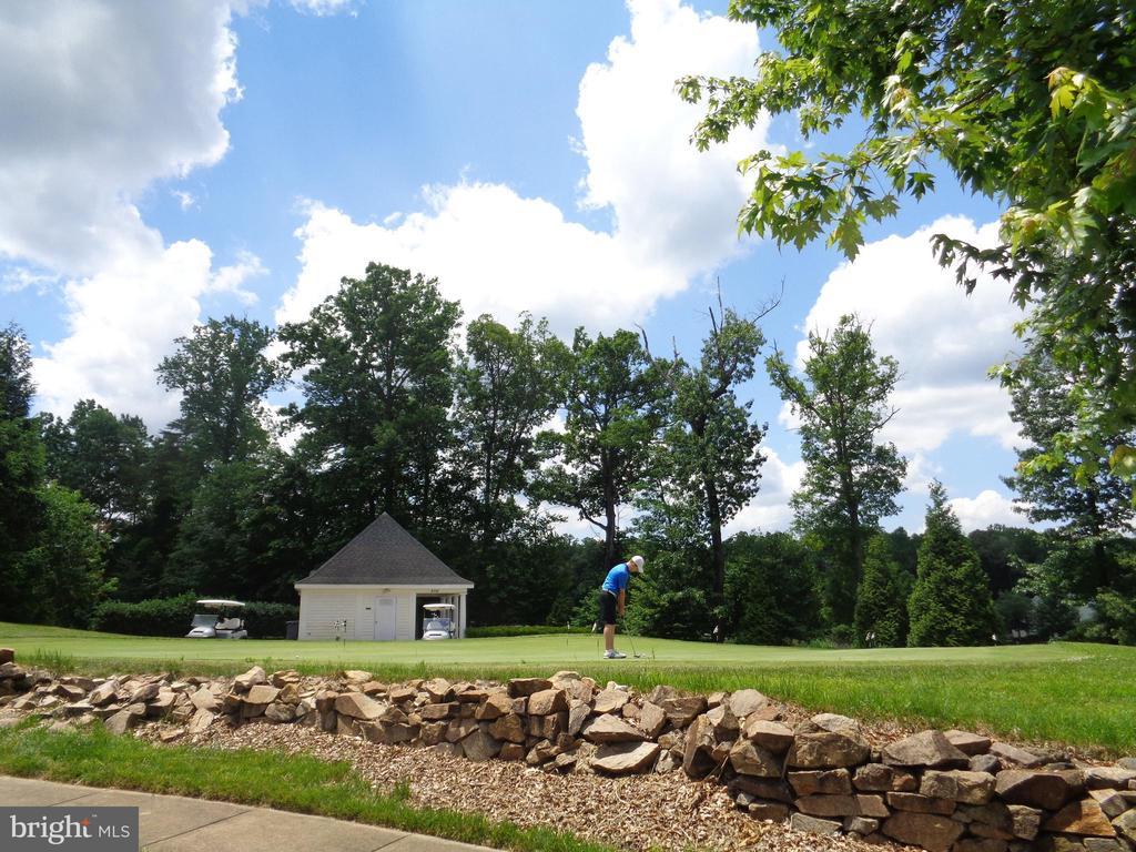 Golf Course Practice Green - 4524 MOSSER MILL CT, WOODBRIDGE