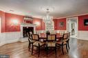 Gracious dining for large and small groups. - 3327 N ST NW, WASHINGTON