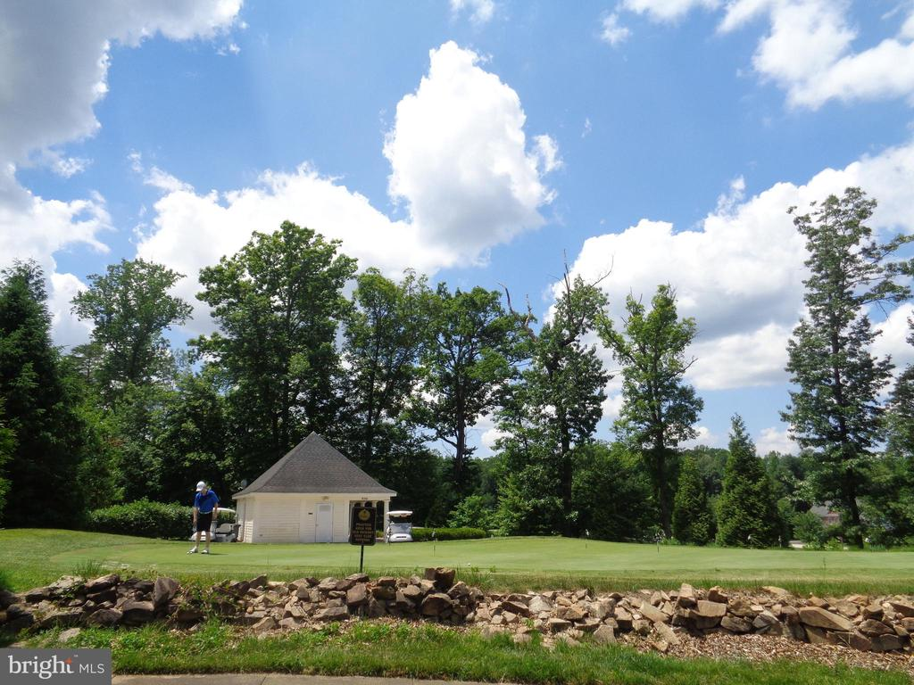 Golf Course Community - 4524 MOSSER MILL CT, WOODBRIDGE