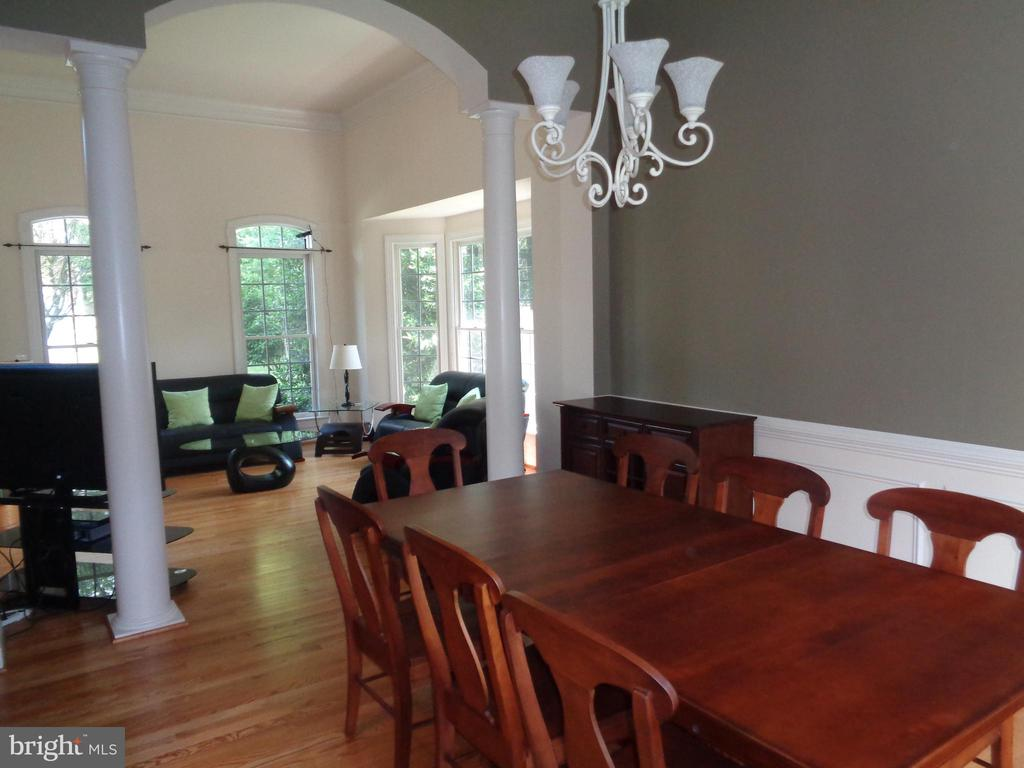 Perfect for Entertaining - 4524 MOSSER MILL CT, WOODBRIDGE