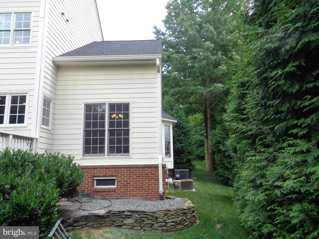 Privacy Abounds - 4524 MOSSER MILL CT, WOODBRIDGE