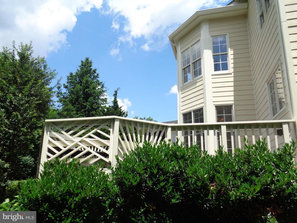 Private and Peaceful Yard - 4524 MOSSER MILL CT, WOODBRIDGE