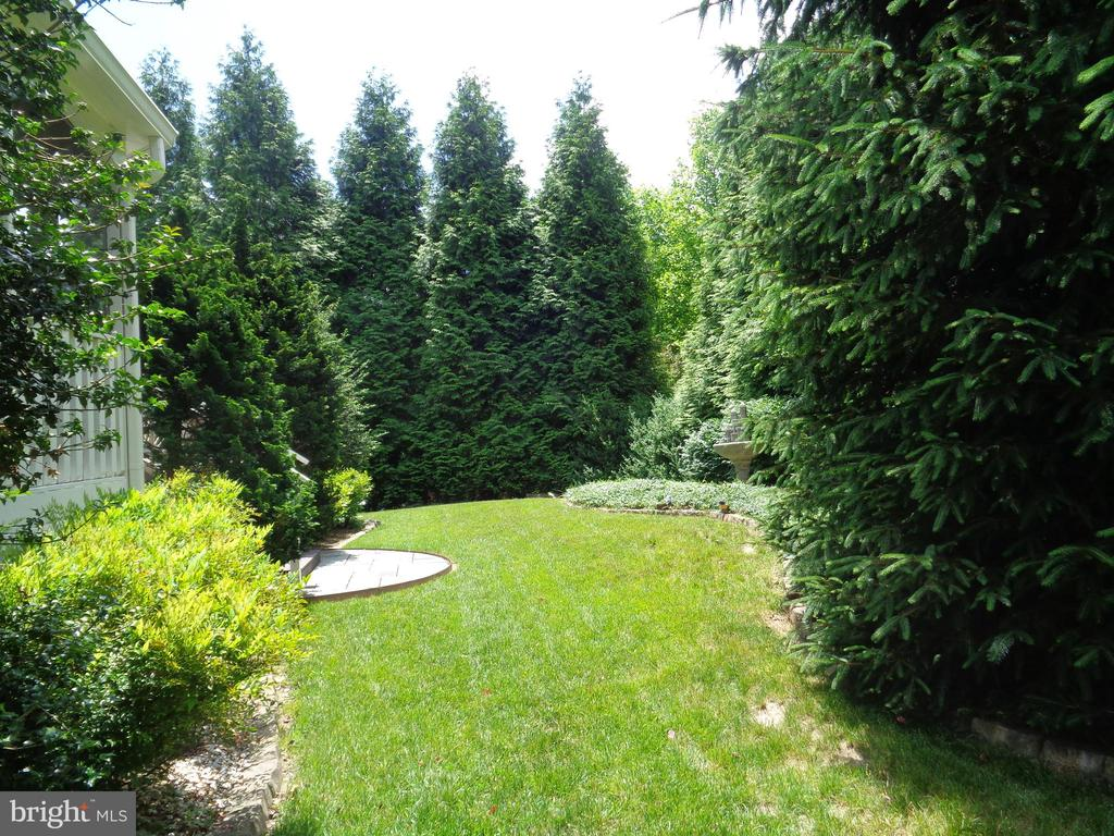 Beautiful Lawn and Landscape - 4524 MOSSER MILL CT, WOODBRIDGE