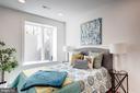 Owner's bedroom... - photo of similar unit - 1005 BRYANT ST NE #2, WASHINGTON