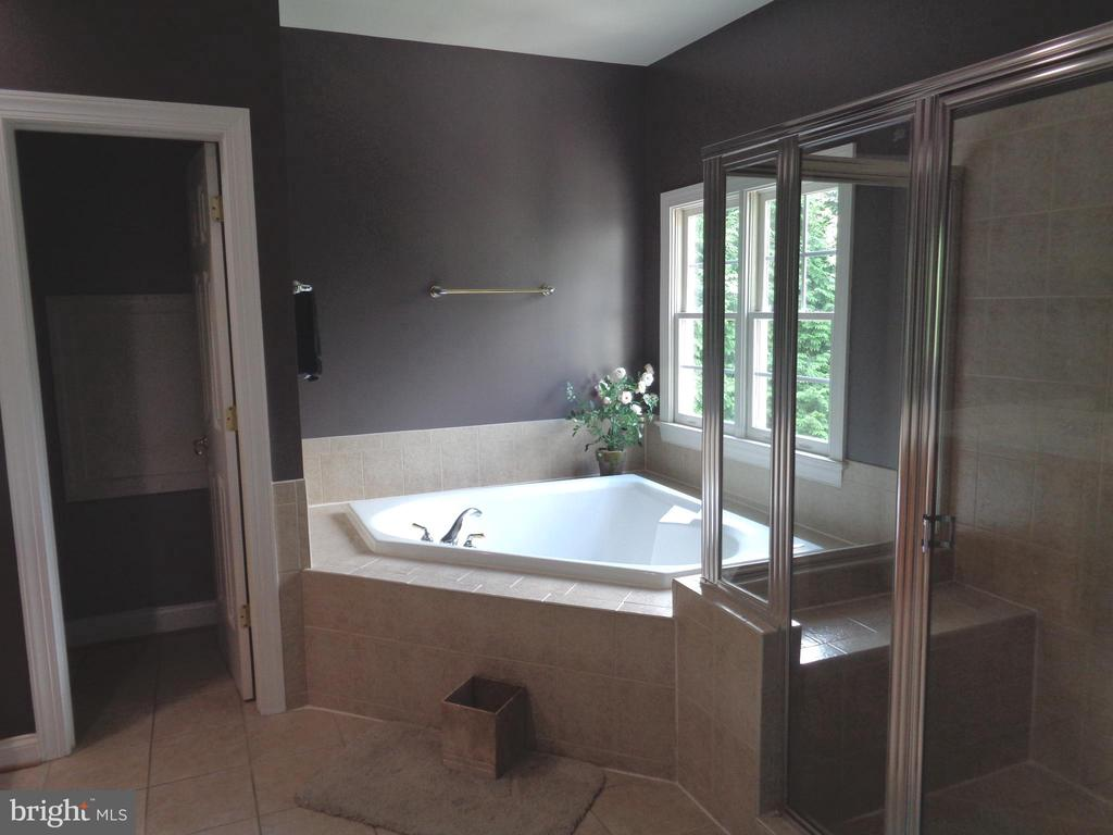 Owners' EnSuite Bath features soaking tub - 4524 MOSSER MILL CT, WOODBRIDGE