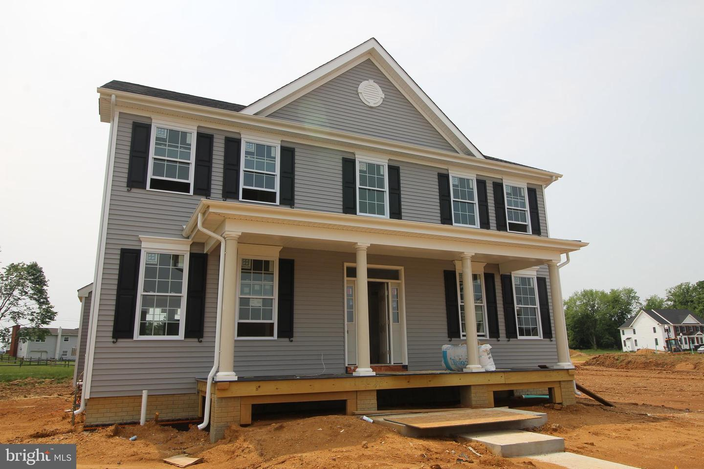 single family homes pour l Vente à Chesterfield, New Jersey 08515 États-Unis