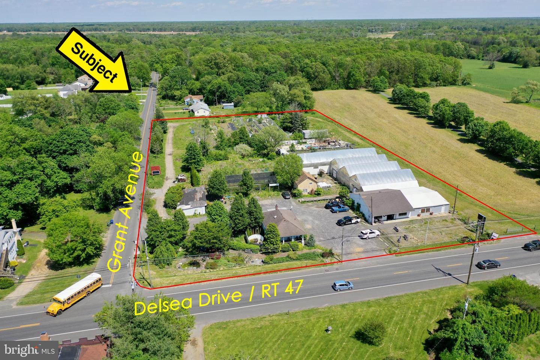 Đất đai vì Bán tại Franklinville, New Jersey 08322 Hoa Kỳ
