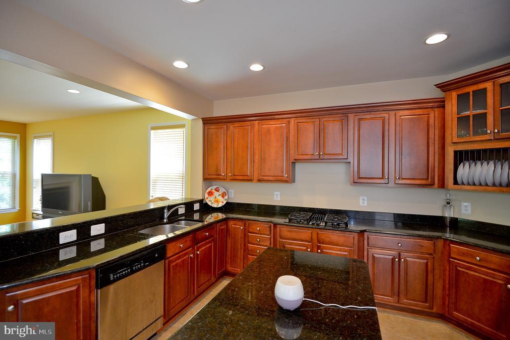 Kitchen - 42922 PARK BROOKE CT, BROADLANDS