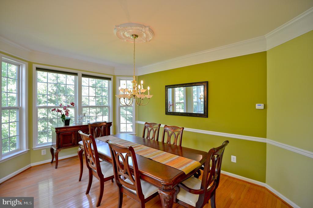 Dining Room - 42922 PARK BROOKE CT, BROADLANDS