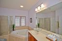 Master Bathroom - 42922 PARK BROOKE CT, BROADLANDS