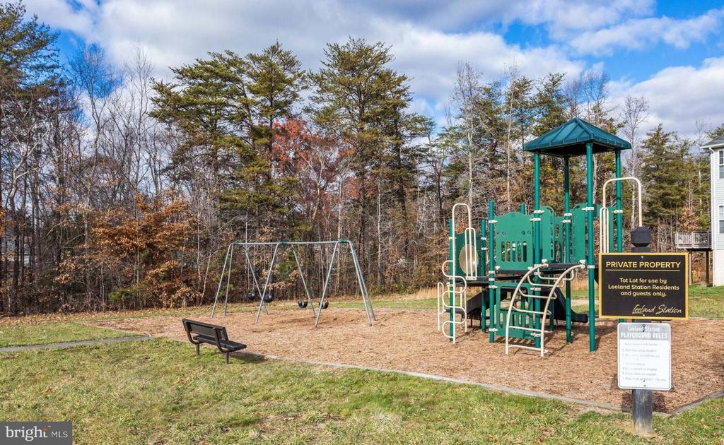 one of multiple playgrounds - 125 WALNUT FARMS PKWY, FREDERICKSBURG
