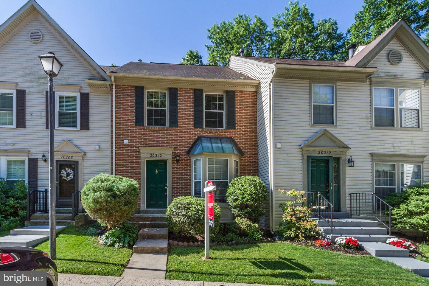 Single Family for Sale at 20210 Tidewinds Way 20210 Tidewinds Way Germantown, Maryland 20874 United States