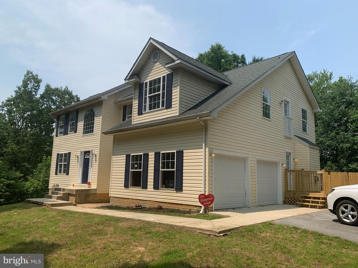 Single Family for Sale at 6750 Barney Dr Hughesville, Maryland 20637 United States