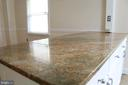 Kitchen Granite counter top - 1944 SEMINARY RD, SILVER SPRING
