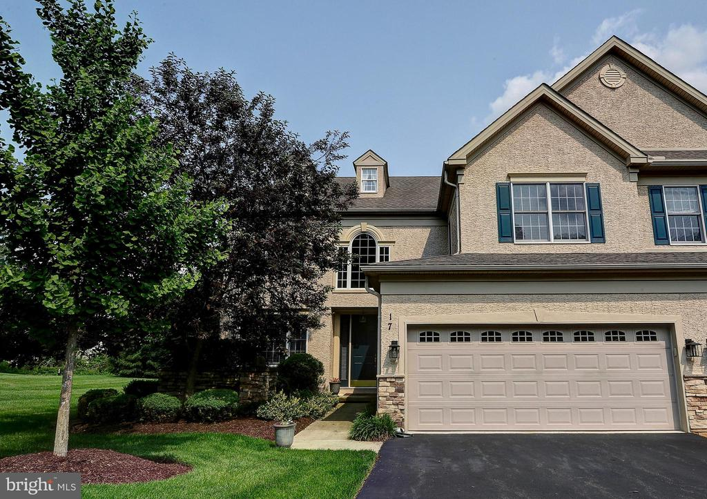 17  MORGAN HILL DRIVE, one of homes for sale in Doylestown