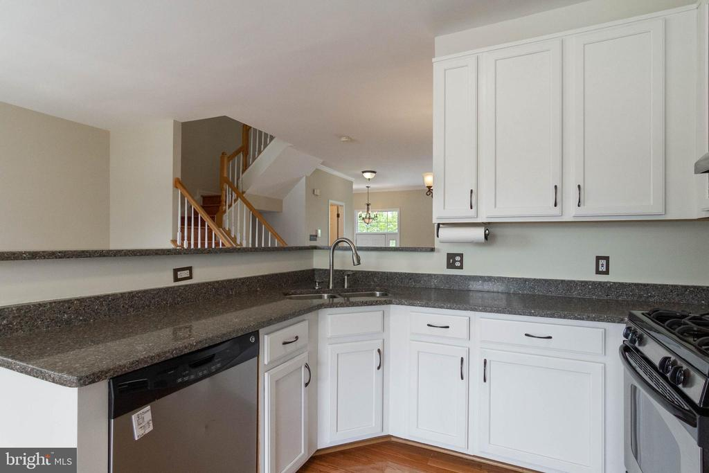 Kitchen - 17378 HOT SPRINGS WAY, DUMFRIES