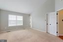 Master Suite - 17378 HOT SPRINGS WAY, DUMFRIES