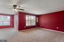Basement Rec Room - 17378 HOT SPRINGS WAY, DUMFRIES