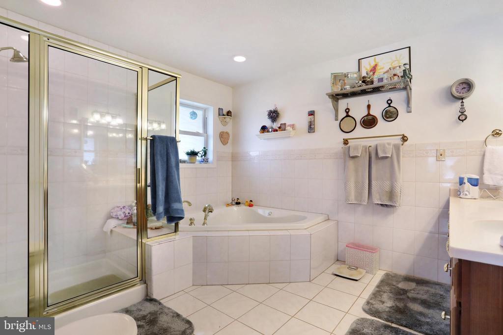 Master Bath - 1105 REDBUD RD, WINCHESTER