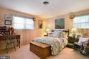 lst Bedroom Upper Level - 1105 REDBUD RD, WINCHESTER