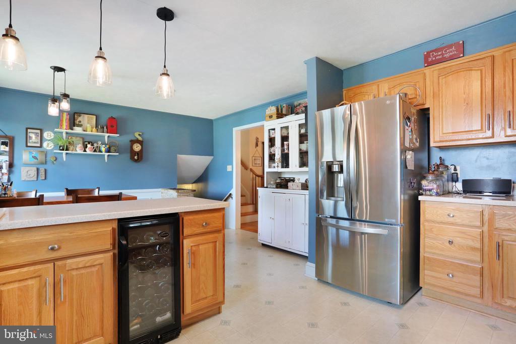 Kitchen - 1105 REDBUD RD, WINCHESTER