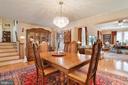 Formal Dining Room - 1105 REDBUD RD, WINCHESTER