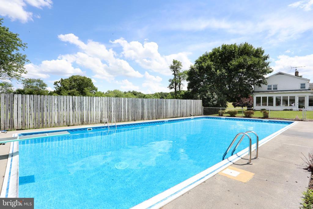 Fenced Pool - 1105 REDBUD RD, WINCHESTER