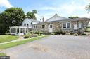 Side of home with extra parking - 1105 REDBUD RD, WINCHESTER