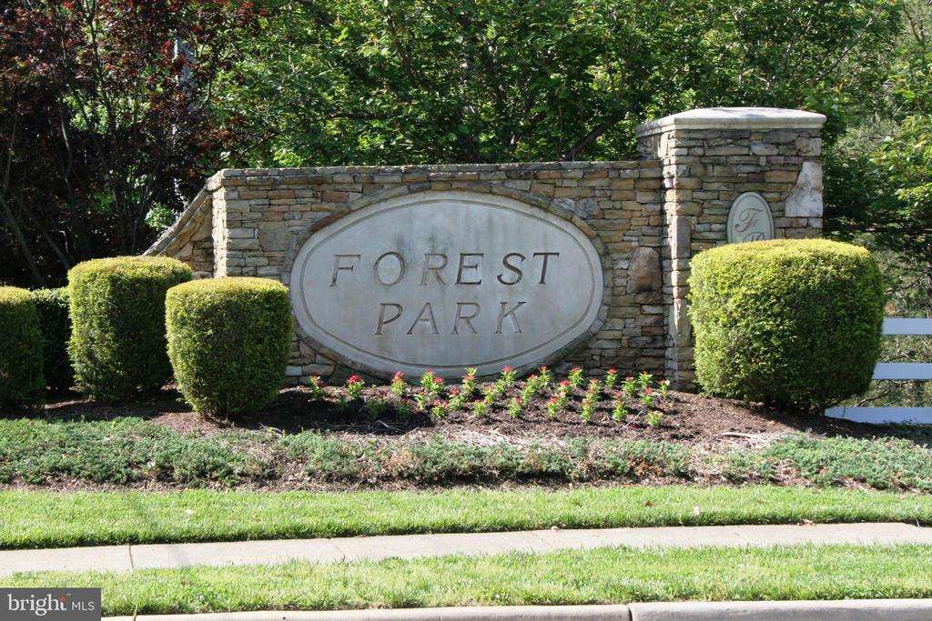 Welcome to Forest Park - 17378 HOT SPRINGS WAY, DUMFRIES