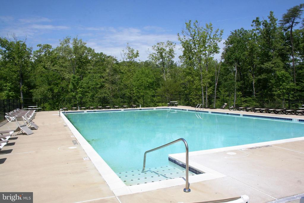 Community Pool - 17378 HOT SPRINGS WAY, DUMFRIES