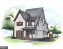 Rep. Rendering- scheme can still be customized! - 1607 N BRYAN ST, ARLINGTON