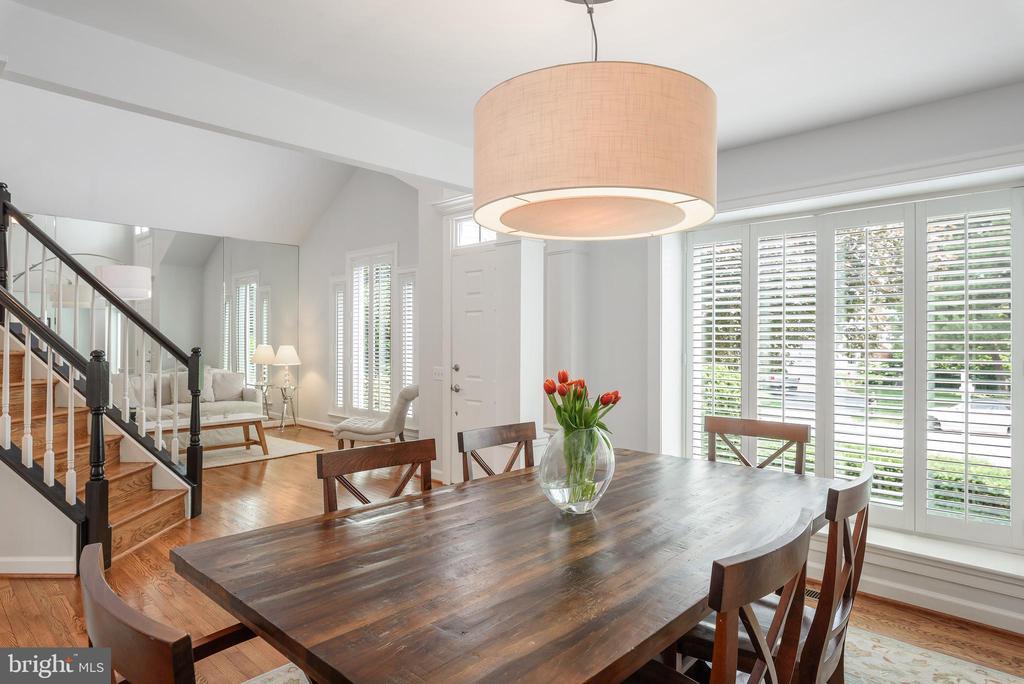 Formal Dining Room - 43365 WAYSIDE CIR, ASHBURN