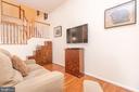 Family Room - 21893 HAWKSBURY TER, BROADLANDS