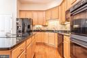 Lots of Cabinets and Over Counter Lighting - 21893 HAWKSBURY TER, BROADLANDS
